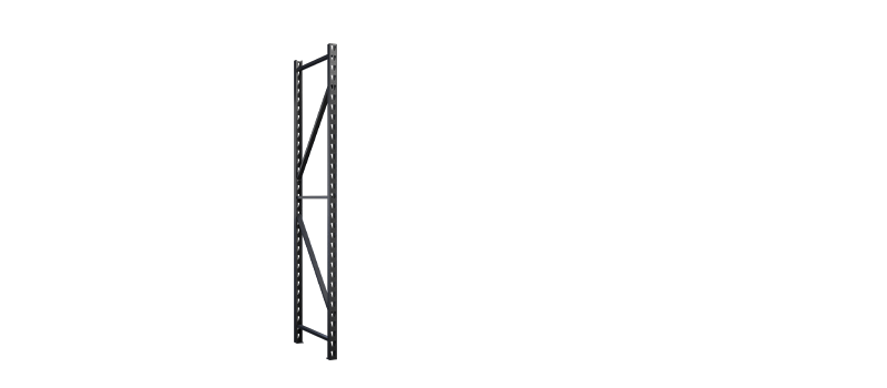 RACK IT 1000KG UPRIGHT 2438mm