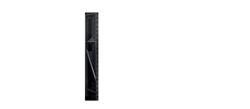 Rack It 400kg Upright 1526x430mm