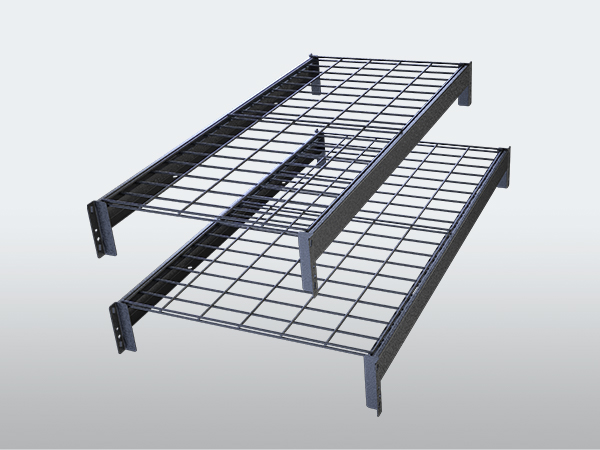 Rack It 400KG available in 530mm and 430mm depths