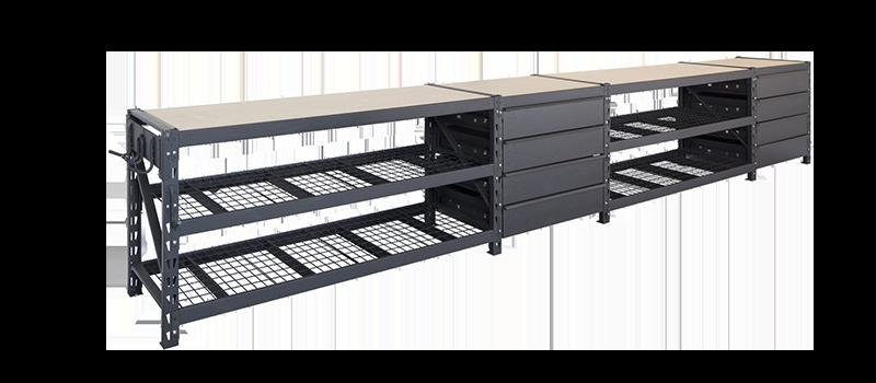 Pre-configured Rack It Bundles